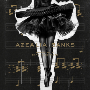 Azealia Banks - Broke With Expensive Taste
